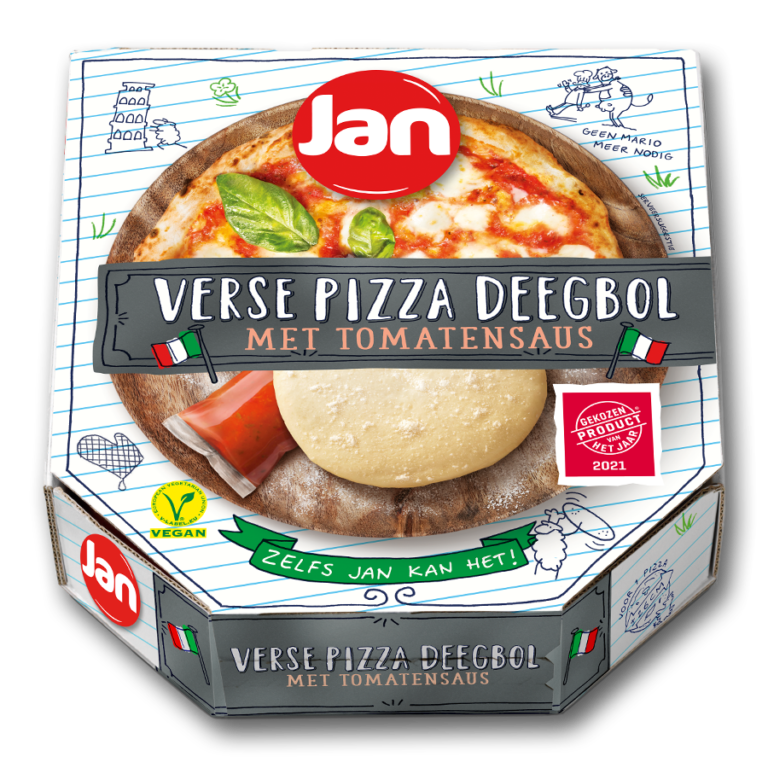 jan pizza verse pizza deegbol